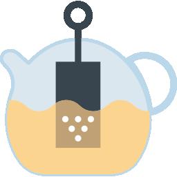 Les thés, infusions et jus