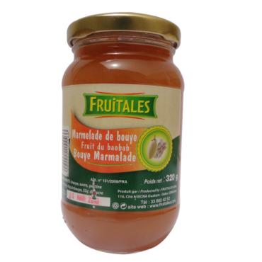 Marmelade de bouye