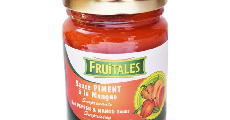 Sauce piment mangue